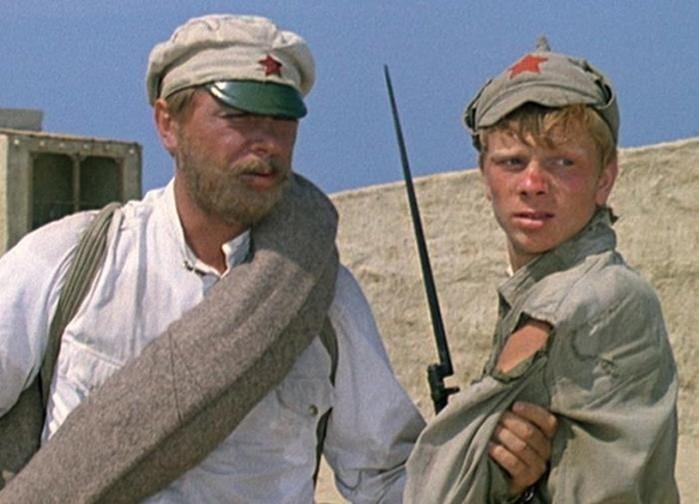 Что осталось за кадром фильма «Белое солнце пустыни»