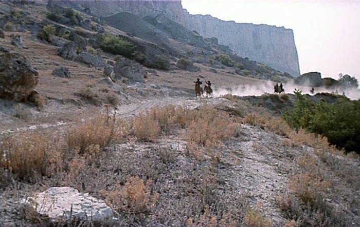 Где снималась «заграница» в советском кино?
