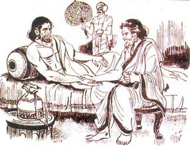 Шесть стадий болезни и их лечение