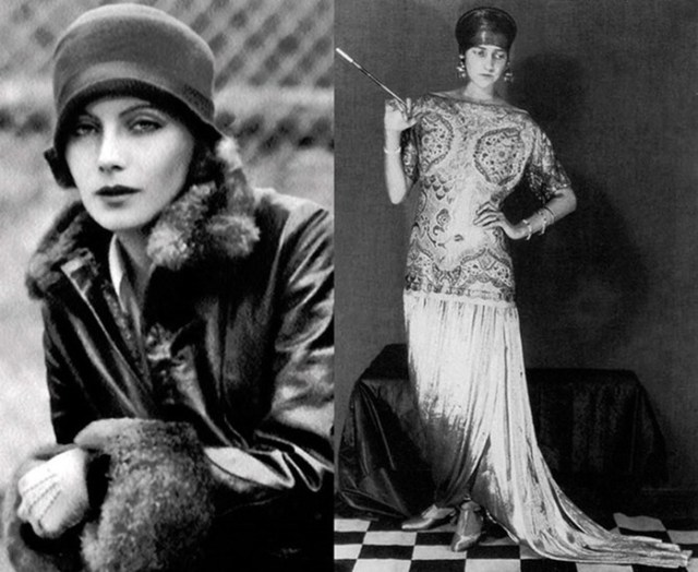 Мода и стиль 20 х годов: платья и другая модная одежда