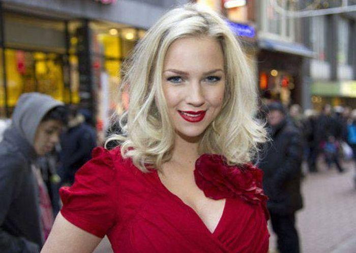 Модель и телеведущая Анцилла Тилия стала кандидатом Пиратской партии Нидерландов