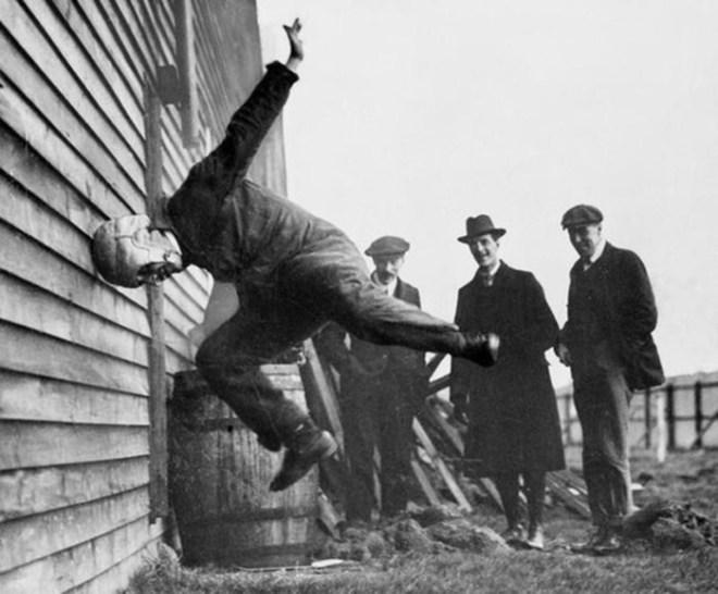Странности! 26 чумовых исторических фактов из серии «Ничоси!»
