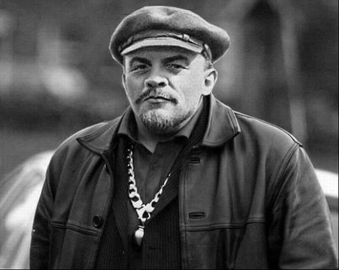 Ленин   новый русский
