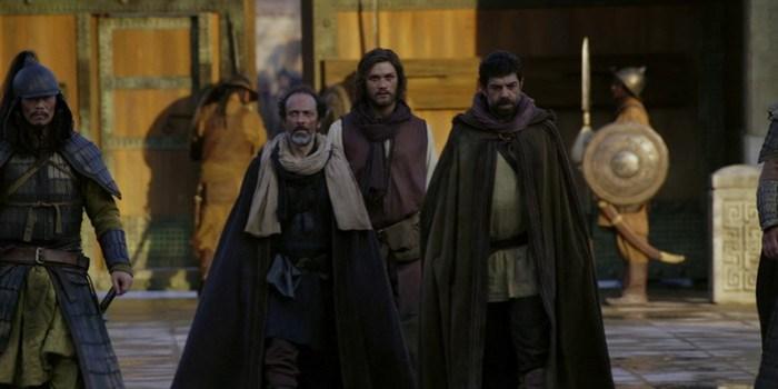Похожие на «Викингов» лучшие исторические сериалы