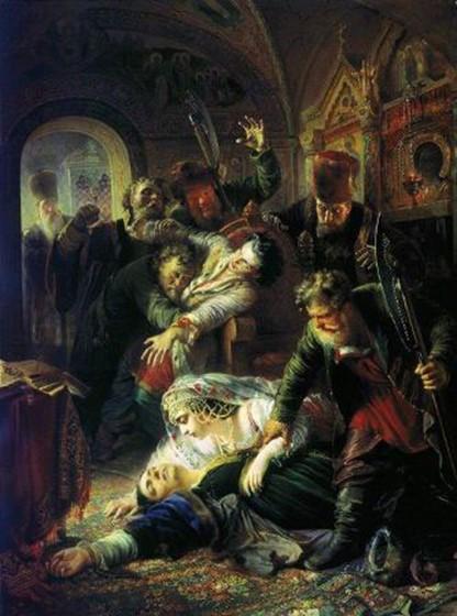 Какой была царевна Ксения Годунова
