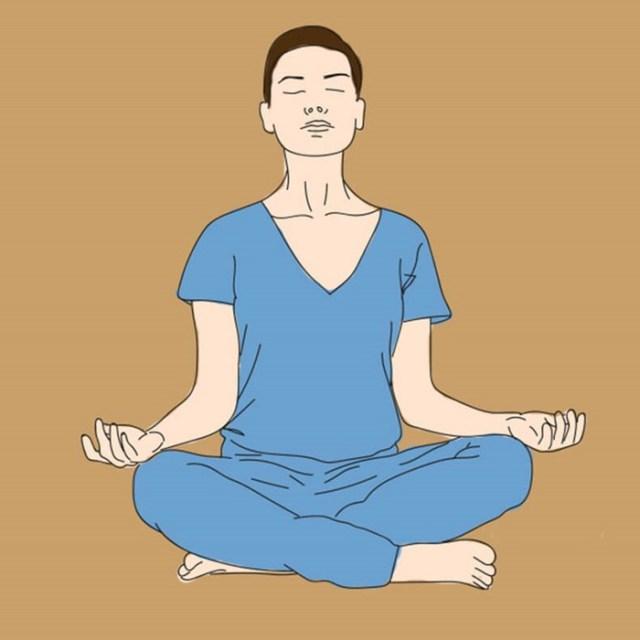 Если тебя мучает острая боль в спине и шее   10 простых поз йоги для начинающих