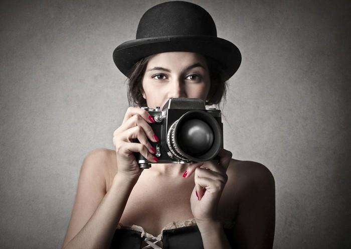 Красивые девушки с крутыми гаджетами (фото)