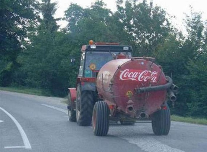 Coca Cola. Невероятные факты и смешные фотографии