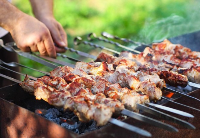 Выбираем мясо для шашлыка правильно!