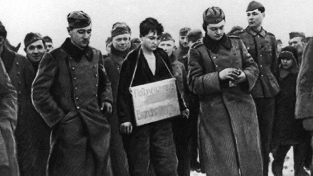 Кто сдал Зою Космодемьянскую и как наказали предателей