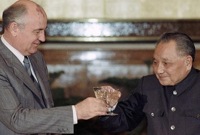 Китай и Россия в XXI веке: «болезнь красных глаз»