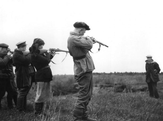 За какие преступления в СССР грозила смертная казнь
