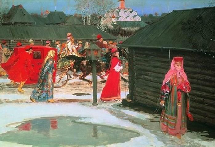 Кого на Руси называли старыми девами
