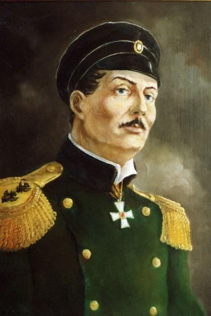 Великие русские адмиралы