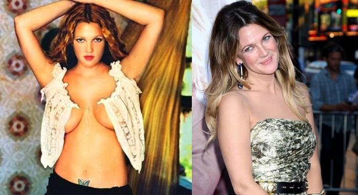 Кто из знаменитостей УМЕНЬШИЛ себе грудь