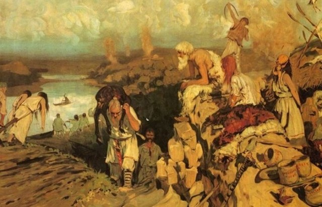 Рабство в Древней Руси