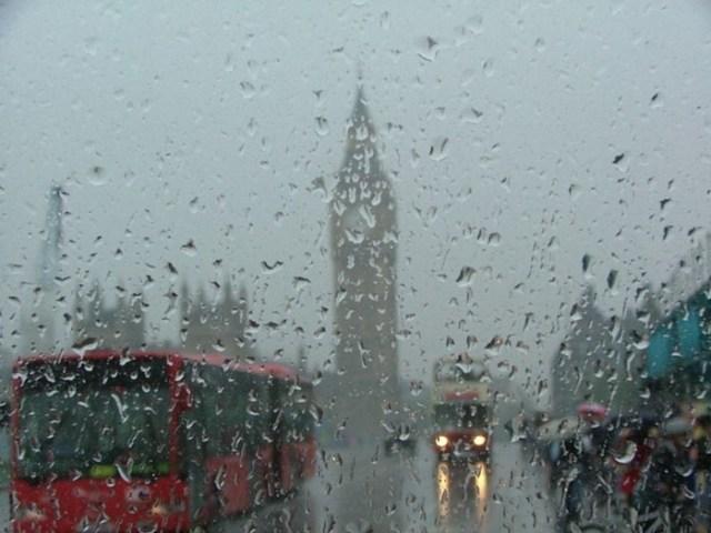 Неправда, что Англия   самая дождливая страна в мире!