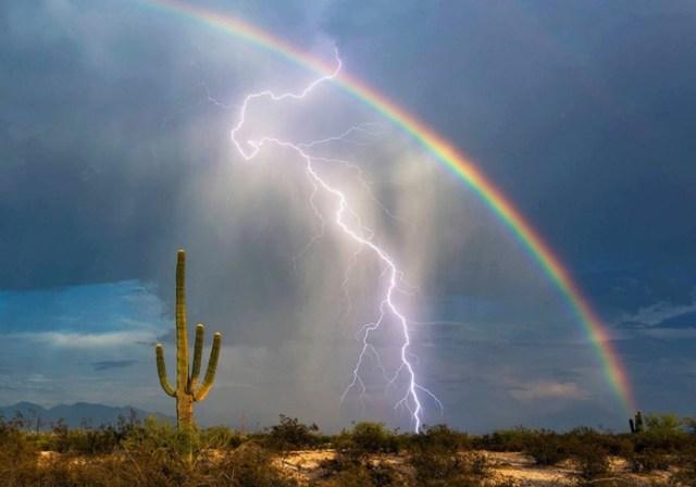 Что такое радуга? Интересные факты