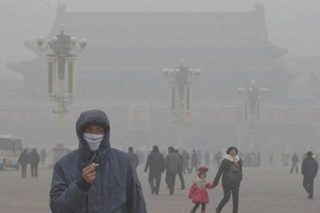 Подборка интересных фактов о смоге в крупных городах