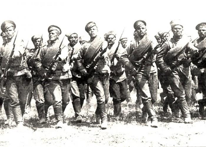 Примеры героизма и бесстрашия русских солдат в ходе Первой мировой войны