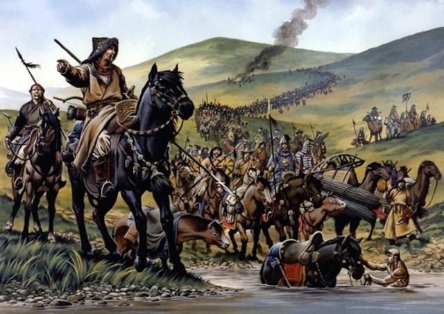 Историческая вражда кочевников и земледельцев   заблуждение?
