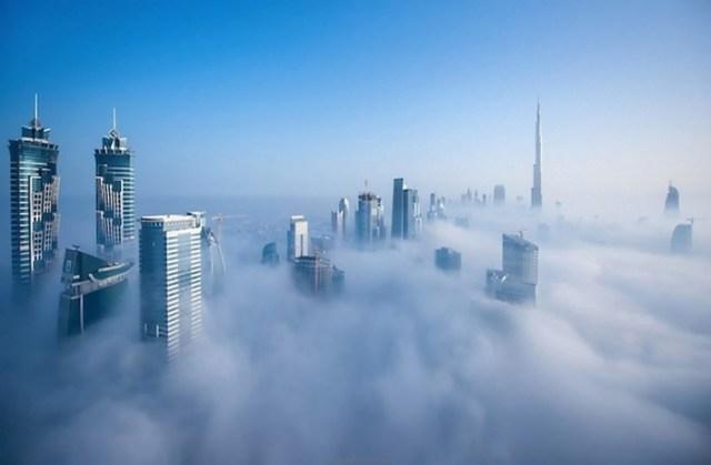 Что такое туман?