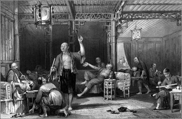 Зачем британцы посадили на опиум целый Китай?