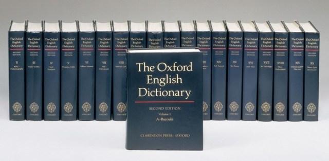 Кто написал первый английский словарь?