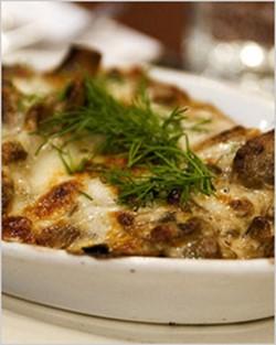 Грибы с сыром— подборка лучших кулинарных рецептов