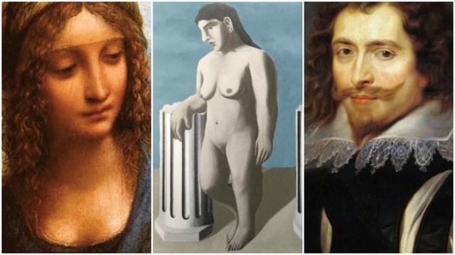 Самые громкие открытия года в мире искусства