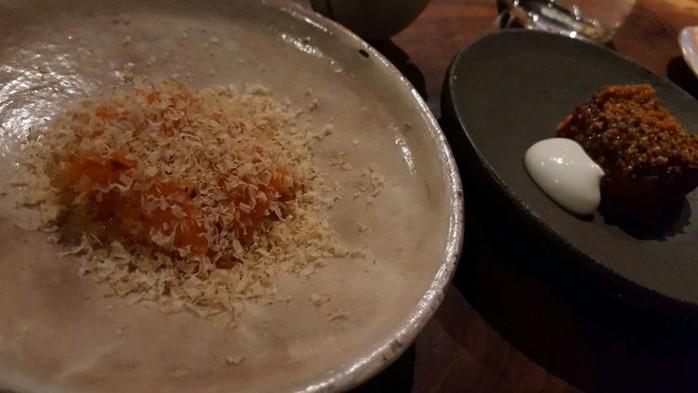 Лакомства за 600 долларов в одном из самых дорогих ресторанов мира