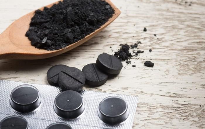 Проблемы здоровья, которые с успехом решает активированный уголь