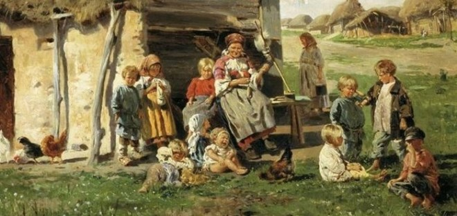Как жилось сиротам в царской России