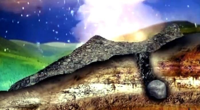 Гнездо огненного орла: загадка Патомского кратера