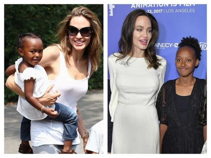Дети Анджелины Джоли, Тома Круза и других звезд, которые неожиданно выросли