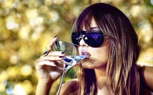 Почему на Западе водку считают женским напитком