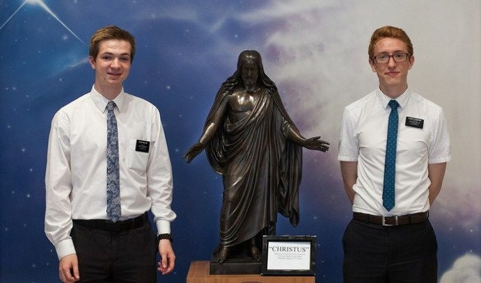 Во что верят мормоны: Иисус в космосе, рай в штате Миссури, борода от Сатаны и другое
