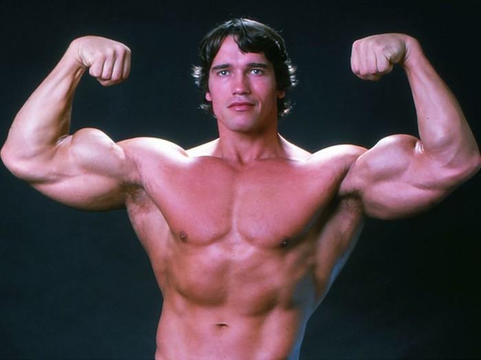 Эволюция идеального мужского тела