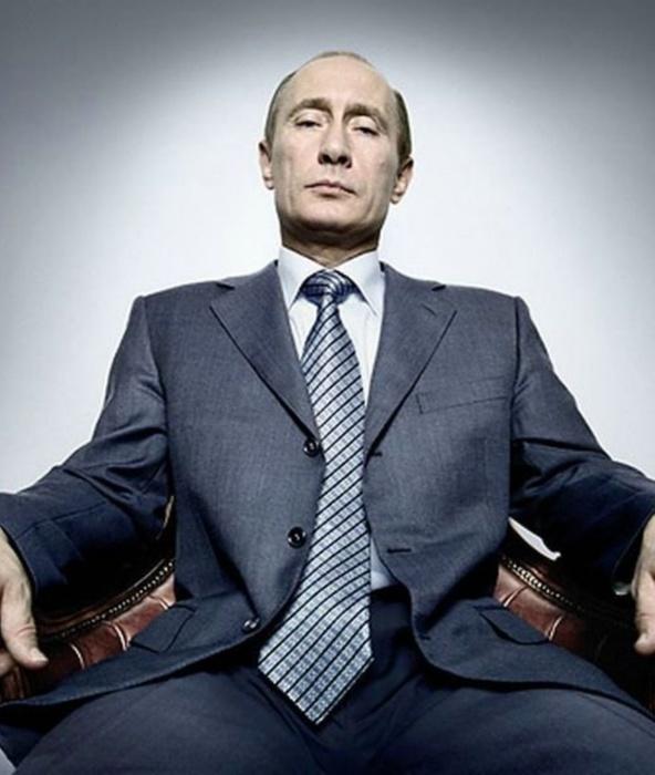 Россияне выбрали человека номер один