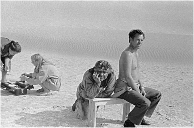 Что творилось на съёмочных площадках СССР