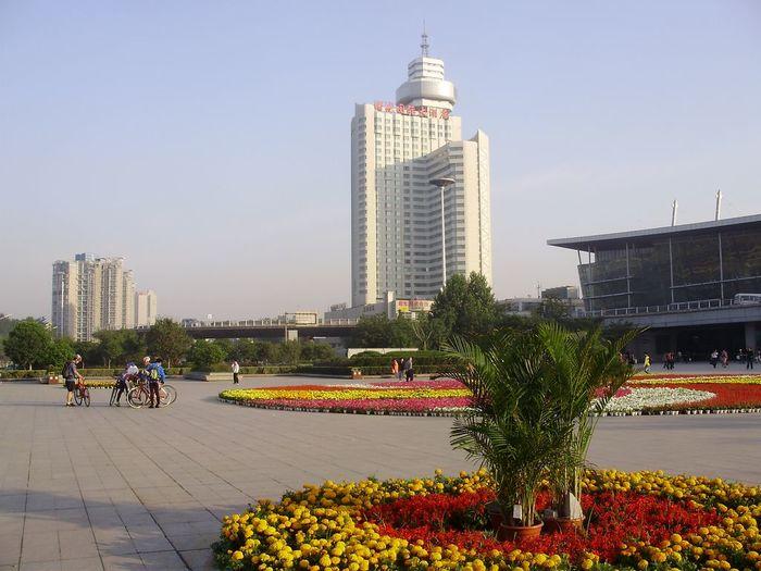 О еще двух китайских столицах