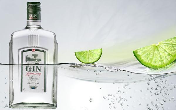 Сказочный напиток джин