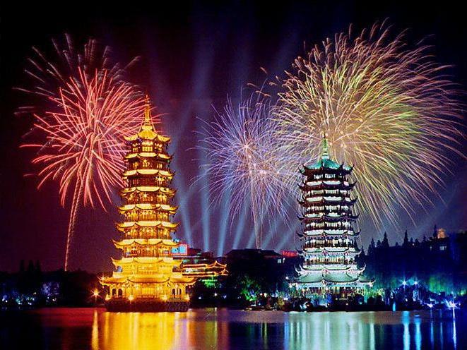 Старинные традиции китайского Нового года