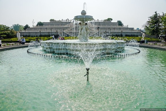 Парк Мира в Пекине (Beijing World Park). Ландшафтно архитектурный парк
