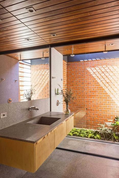 Оригинальная вилла на просторах бразильской саванны