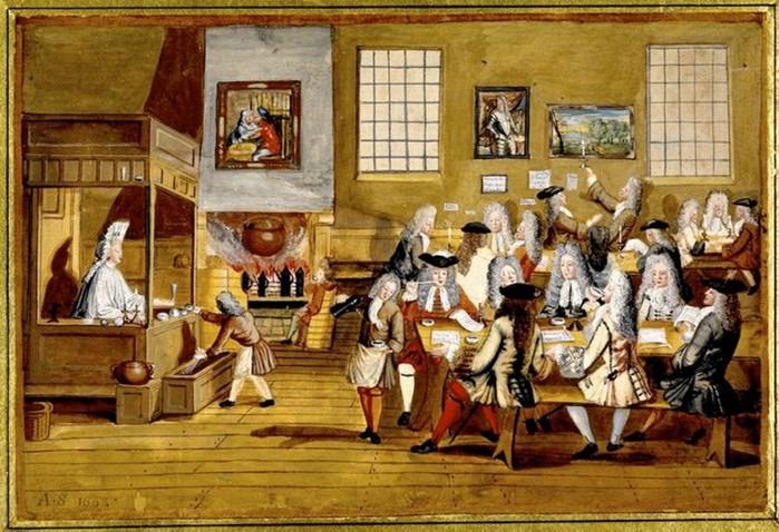 История кофе копирует судьбу народов