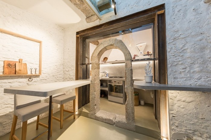 Элегантная резиденция в старинной тюрьме Калабрии