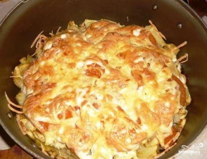 Курица по французски с картошкой: очень полезный рецепт!