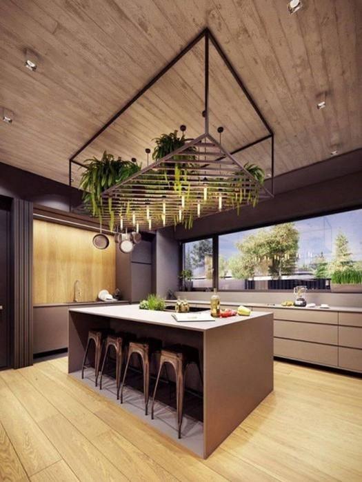 20 стильных интерьеров кухни, которые гармонично впишутся в современные апартаменты