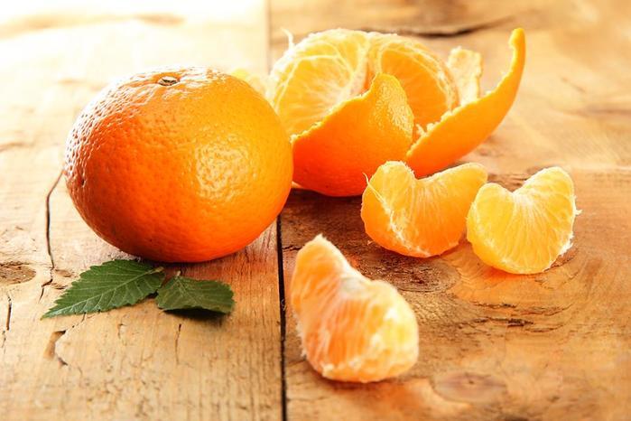 Огромная сила в кожуре мандарина: народные средства